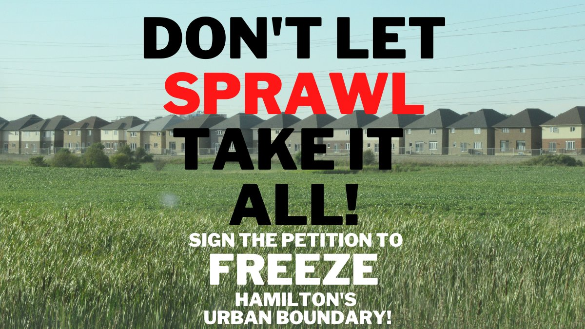 Have you signed yet? environmenthamilton.org/stop_sprawl