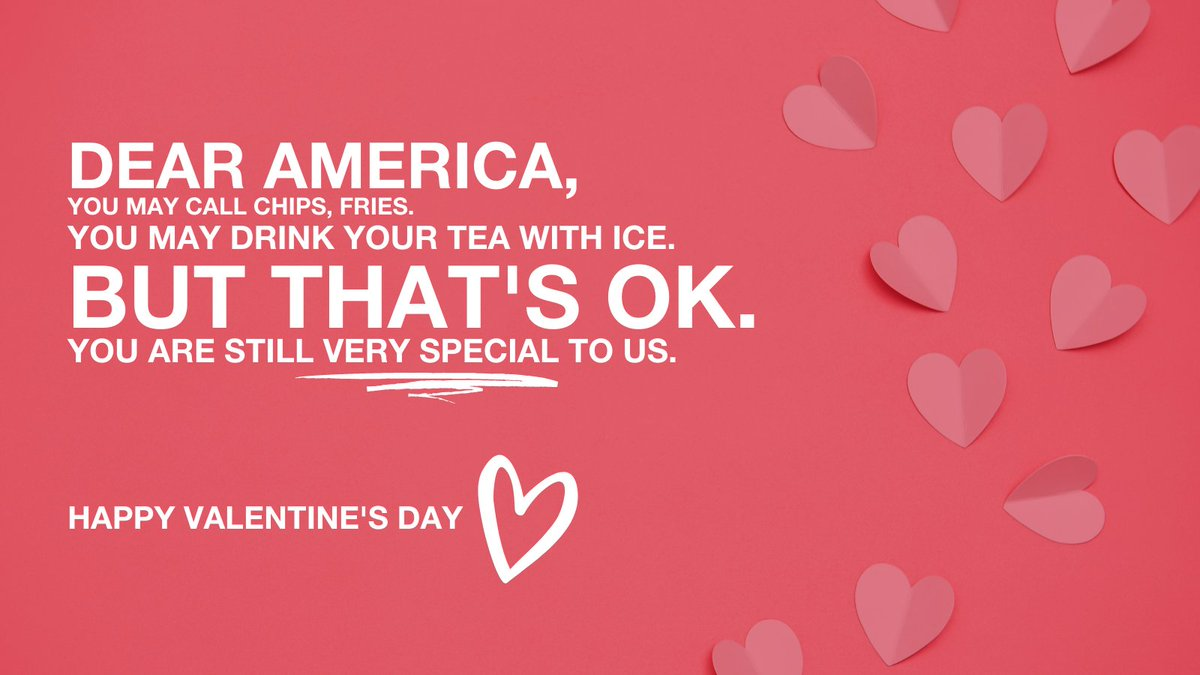 RT @UKinUSA: Celebrating our #SpecialRelationship this Valentine's Day 🇬🇧 ♥️ 🇺🇸 https://t.co/To0QqrvEjx