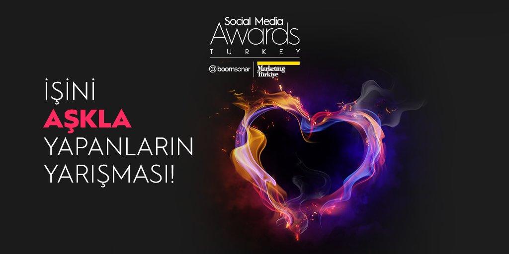 """İşini aşkla yapanlar Social Media Awards Turkey'de yarışıyor! Eğer markan için de hiçbir özel günü unutmuyorsan """"Özel Gün Kampanyası"""" kategorisine mutlaka göz at. Unutma, erken başvurular için son tarih 28 Şubat. Ayrıntılar:  #SMAT2021 #14Şubat"""