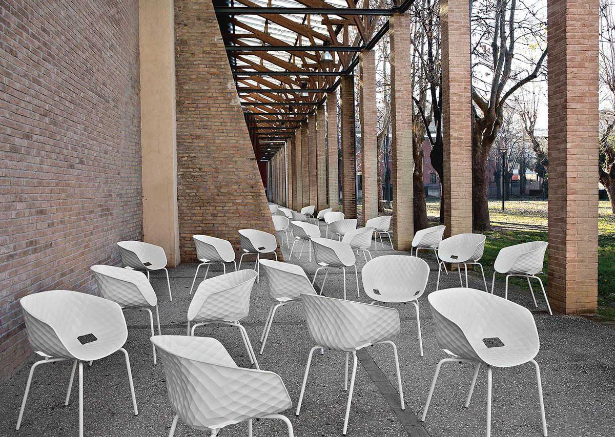 Uni-Ka is a product which captivates with its rounded and welcoming shape; a go-anywhere chair, perfect for indoor and outdoor settings.  https://t.co/QAlHNJbLki