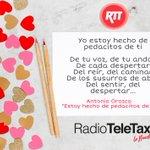 Image for the Tweet beginning: ¡San Valentín 2021, mejor en