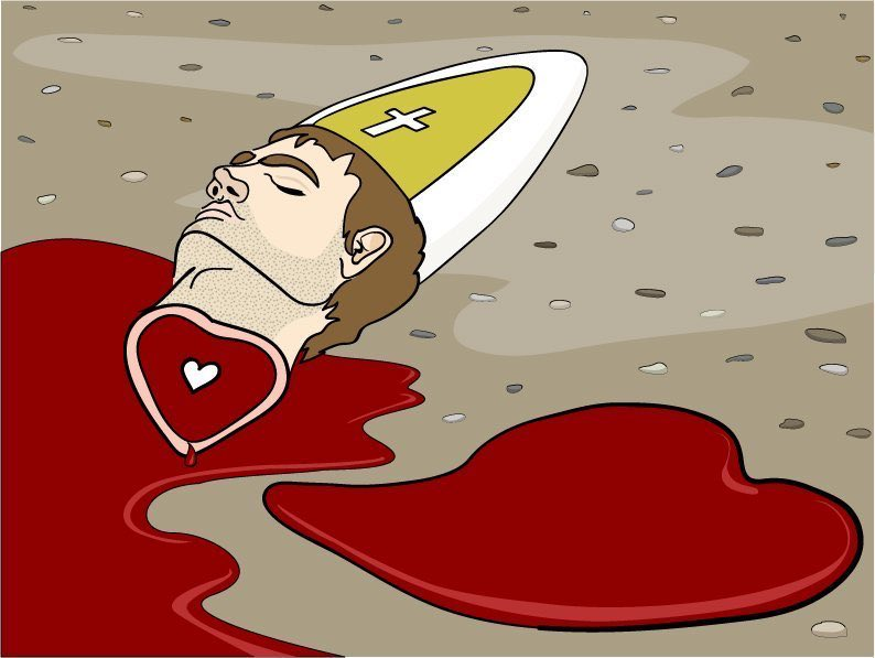Replying to @MacCocktail: On this day, February 14, 278 AD. St. Valentine was beheaded.