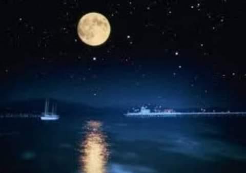 Replying to @BrQ8feAZBfyLfJX: 🍃🍁لن يكون القمر جميلا ...لو لم يكن حوله الظلام .🍃🍁