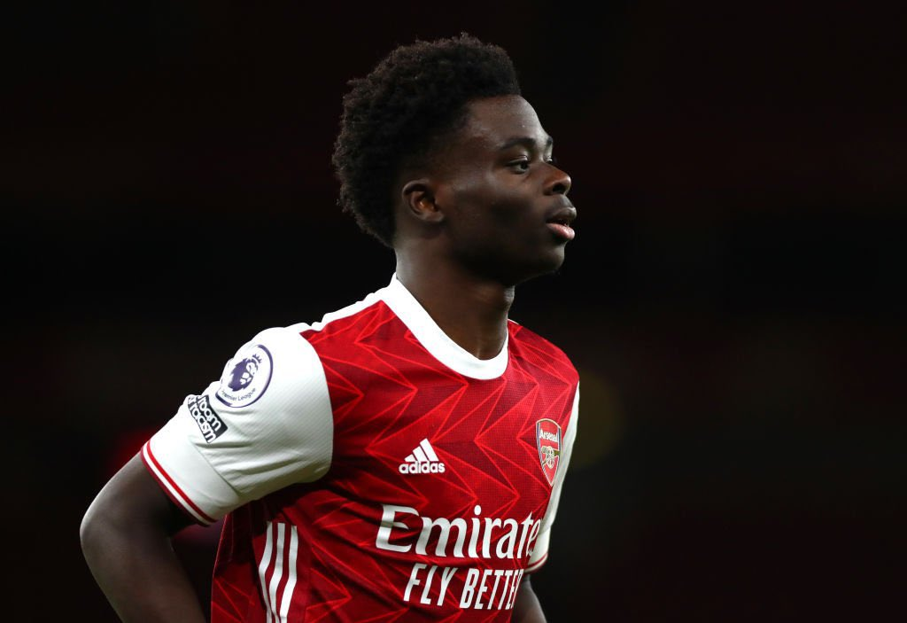 Our first two changes of the day...  🔛 Pepe @AlphonsoDavies  ↩️ @BukayoSaka87 @OficialCedric  #ARSNEW 🔴 2-2 🟡(85)