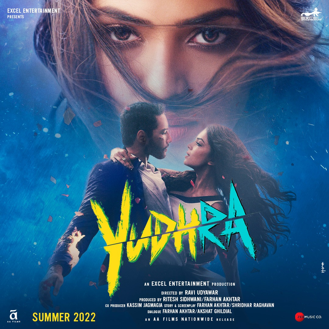 #Yudhra announcement at 10.30 AM on  Stay Tuned.  @SiddhantChturvD @MalavikaM_ @TheRaghav_Juyal @raviudyawar @ritesh_sid @excelmovies @J10Kassim @ShridharR @vishalrr @AAFilmsIndia @ZeeMusicCompany #AkshatGhildial