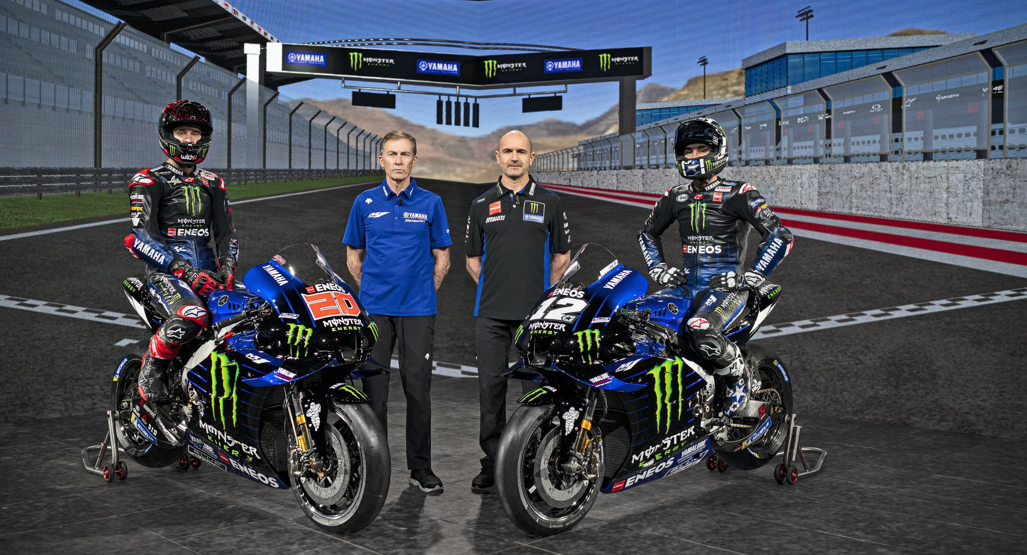 Yamaha committed to MotoGP to 2026 at least