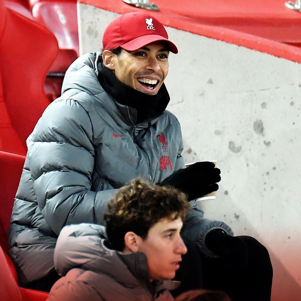 @AnfieldWatch's photo on Virgil