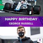 Happy birthday @GeorgeRussell63 🎉