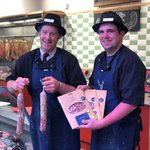 Image for the Tweet beginning: It's the #ButchersShopAwards tonight and