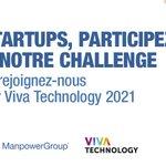 Image for the Tweet beginning: [📣#VivaTech2021] Pour la 5ème année,