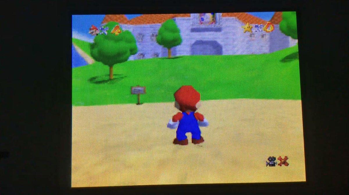 @VGC_News's photo on Super Mario 64