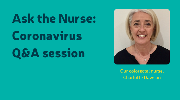 Join us for an online Q&A session about #bowelcancer and #COVID19 on Friday 19 February 2021, 12.30pm. One of our nurses, Charlotte, will be answering questions about everything from shielding to the vaccine. Submit your question and join here: bowelcanceruk.org.uk/how-we-can-hel…