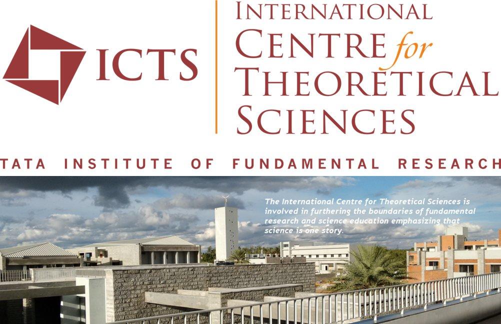Long Term Visiting Students Program, at ICTS, Bengaluru