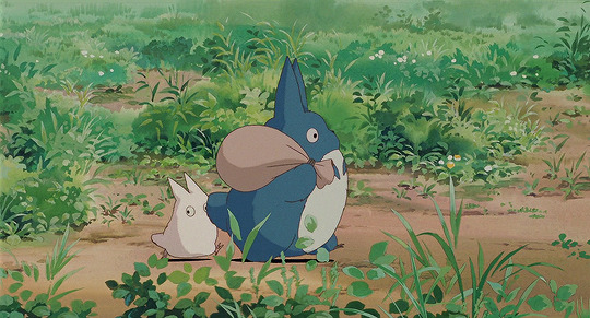 となりのトトロ (My Neighbor Totoro, 1988)