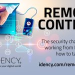 Image for the Tweet beginning: New blog from Idency: Remote