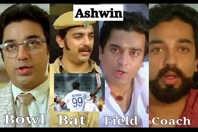 #RavichandranAshwin #Ashwin @SriniMaama16 @prithinarayanan #INDvENG #ComeonnAshh