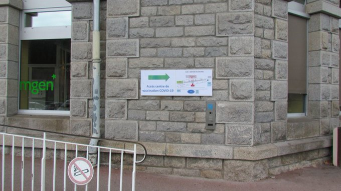 Le 7e centre de vaccination…