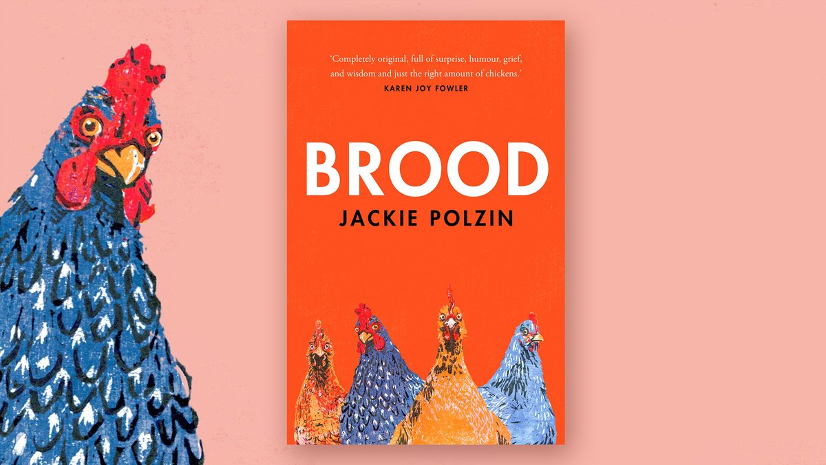 """Waterstones on Twitter: """"'Completely original, full of surprise, humour,  grief, and wisdom and just the right amount of chickens' - Karen Joy  Fowler. This quote perfectly sums up Jackie Polzin's startlingly original"""