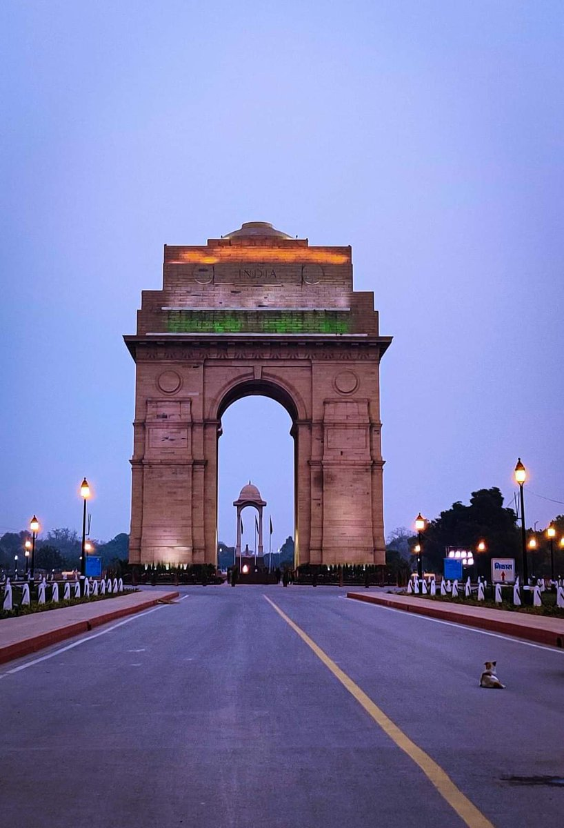 #indiagate