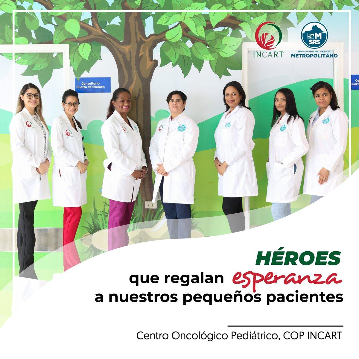 Cuando la excelencia médica convive con un alto sentido de servicio y sensibilidad humana, muchas cosas pueden ser posibles.  Nos sentimos orgullosos de nuestro equipo del Centro Oncológico Pediátrico, COP INCART.   #DíaDelCáncerInfantil #cáncerinfantil #cáncer #ICCDay