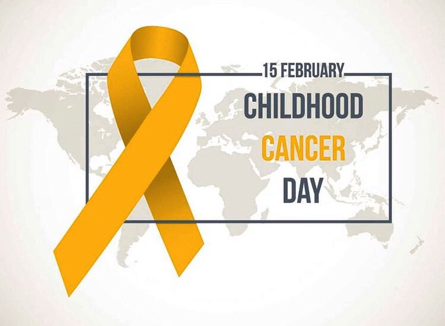 February 15th marksInternational Childhood Cancer Day (#ICCDay /#ICCD2021), the annual day with the goal of campaigning and raising awareness about childhood cancer. Please make a donation to @sickkids or charity of your choice for cancer care