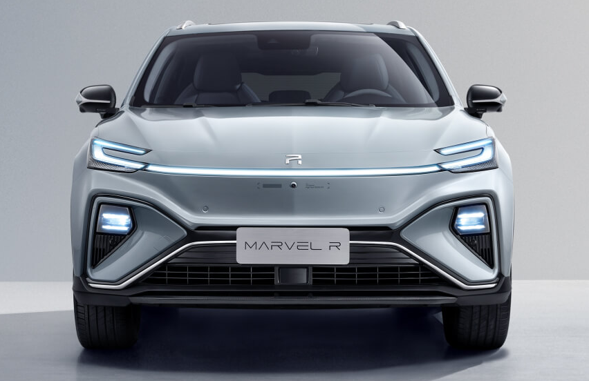 """""""Marvel R"""" - SAIC's new pure-electric SUV model is announced!  #suv #saic #marvel #ev #vehicle #cars #technology #tech #ar #vr #selfdriving #energy #germanshepherd #China #intelligence #cool #asia #trends #industry #efficient #new #power #amazing #dopepic"""