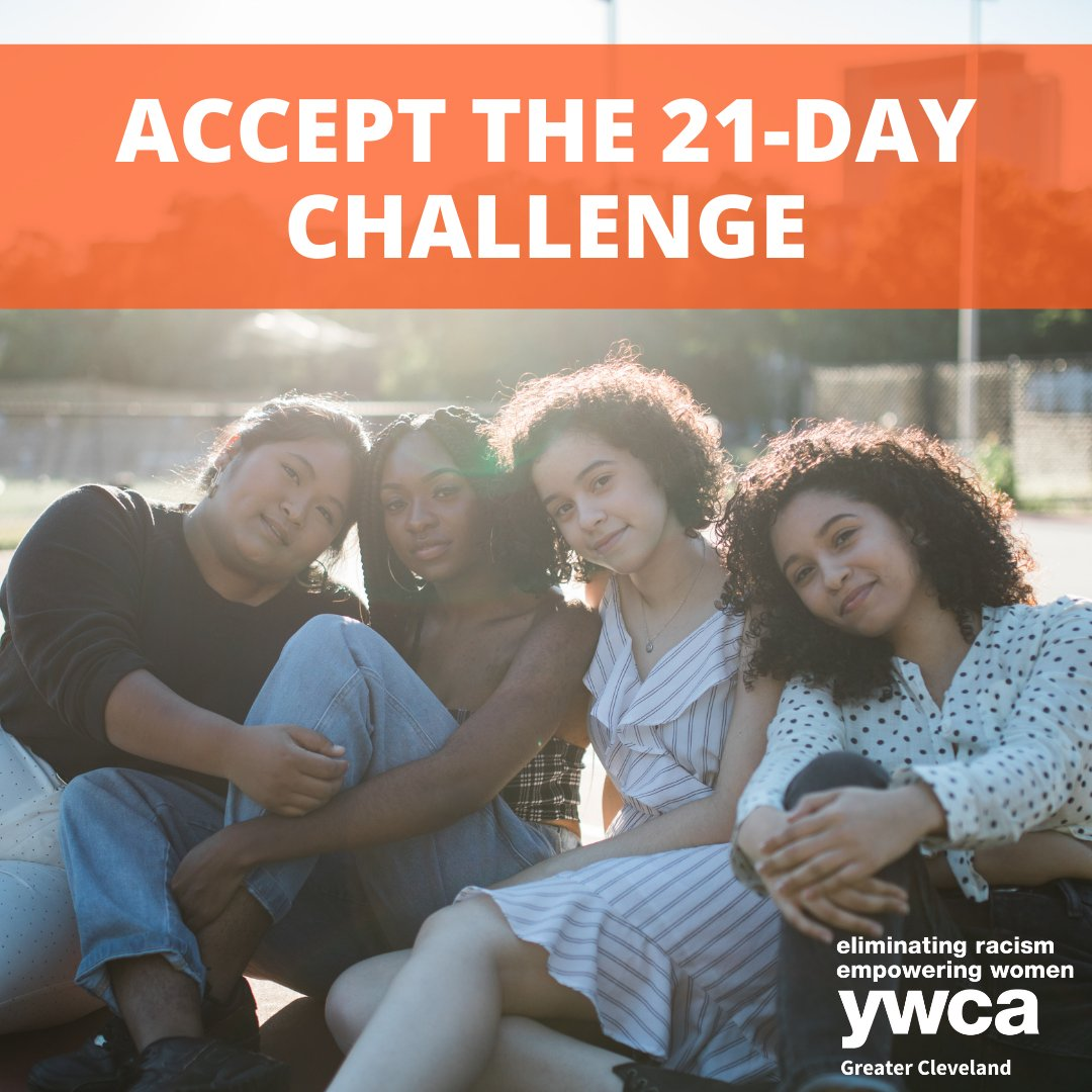 Will you open your heart & mind to accept the #YWCAEquityChallenge? Begin March 1 thru 29. Register here: https://t.co/6d3BEwmOqX