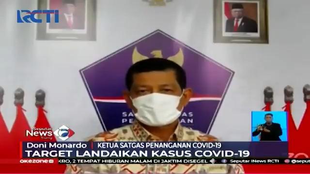 Seiring gencarnya PPKM berskala mikro, Ketua Satgas Penanganan COVID-19, Doni Monardo, menargetkan Indonesia harus bebas Virus Corona pada 17 Agustus 2021. KSC  #SeputariNewsRCTI #SeputariNewsSiang #COVID19 #Coronavirus #Corona #Jakarta #DoniMonardo