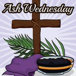 Image for the Tweet beginning: This Wed is Ash Wed,
