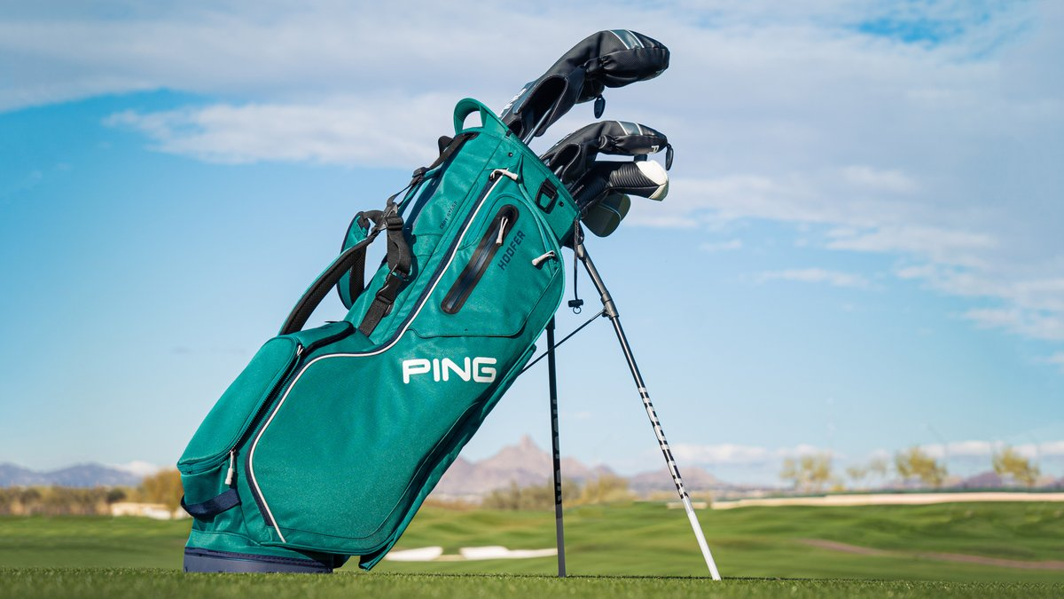 #1 in features, #1 in 2021. 🏆 For the fifth-straight year, the Hoofer earned @MyGolfSpy honors as the Best Carry Bag.  Read the results: