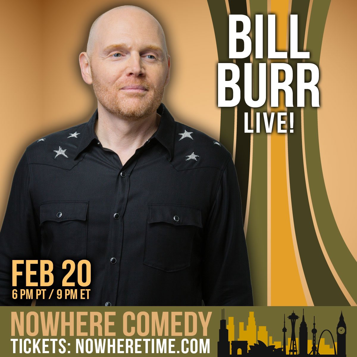 Bill Burr On Twitter Tickets For This Are Now Live Https T Co Lgludmpvhc
