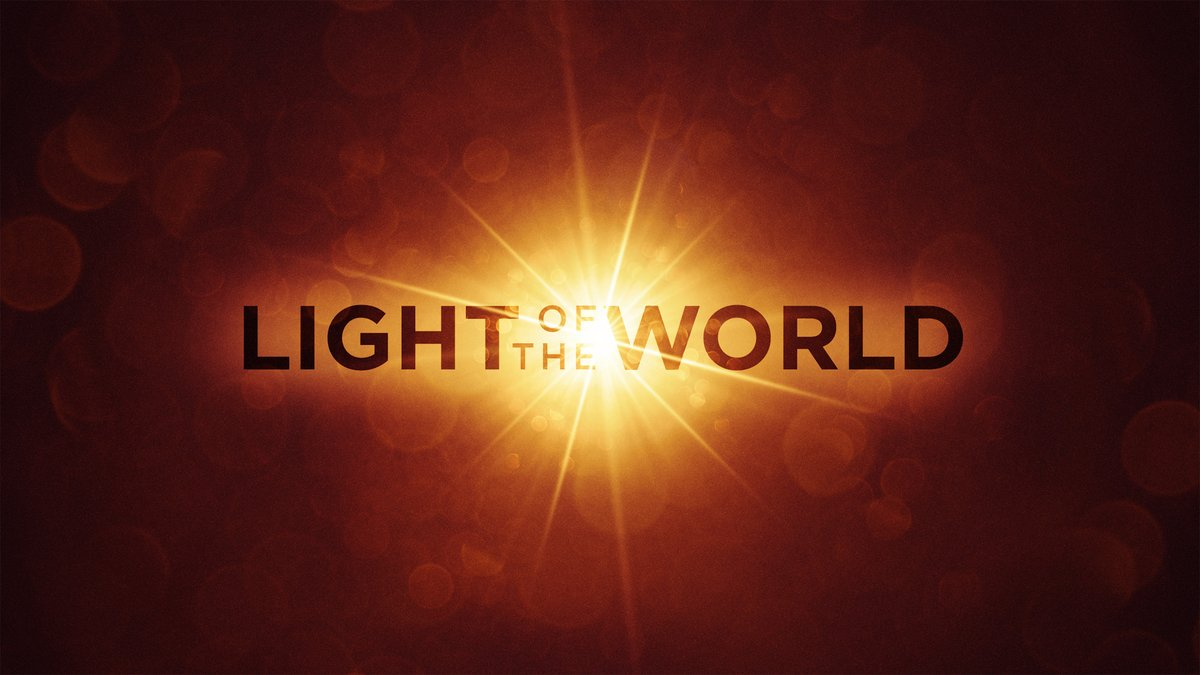 Jesus- #Iam the #LightoftheWorld. Follow Me, you will not walk in darkness but have #LightofLife. #John 8:12 #PowerGospel