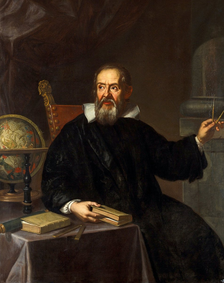 In the sciences, the authority of thousands of opinions is not worth as much as one tiny spark of reason in an individual man. HAPPY BIRTHDAY Galileo Galilei!