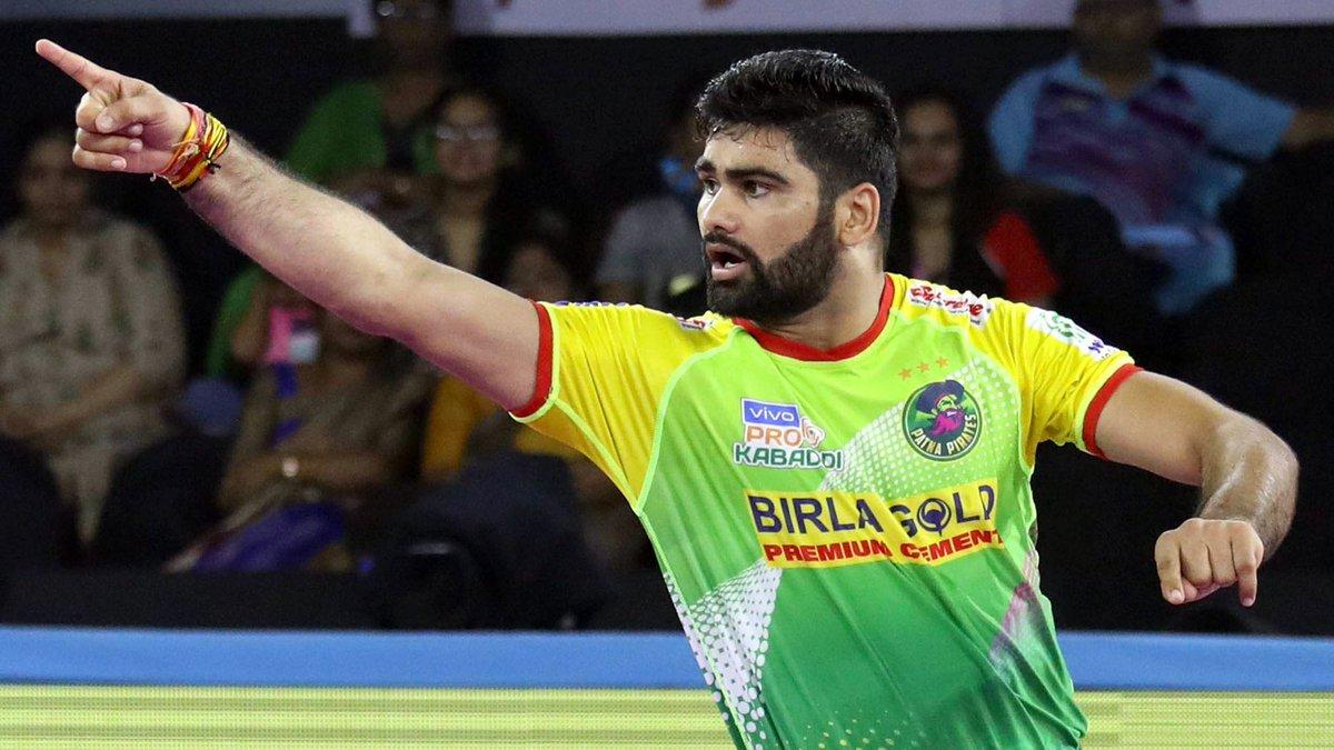 He is one of the most prominent players in #ProKabaddi & is currently the highest raid-point scorer in league history. Happy Birthday Pardeep Narwal  @IndiaKabaddi @ProKabaddi @WeAreTeamIndia @IndiaSports