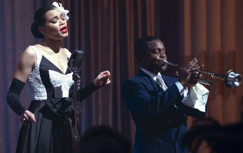 På fredag släpps soundtracket till The United States vs. Billie Holiday! 😃🎼🎤🎹 https://t.co/BLV4jPS4hQ https://t.co/wi41Xc6b6O