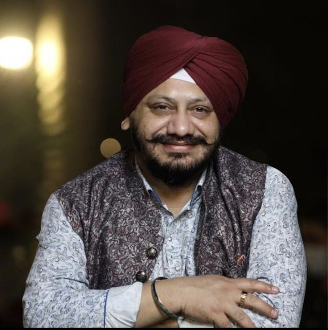 Sukhbir Singh Badal on Satbir Singh Dardi Death: Chairman Chardikala Time TV Group Jagjit Singh Dardi lost his son Satbir Singh Dardi (42).