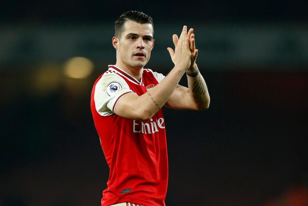 ARSENAL MIDFIELDER REPORTEDLY WANTS TO LEAVE THIS SUMMER