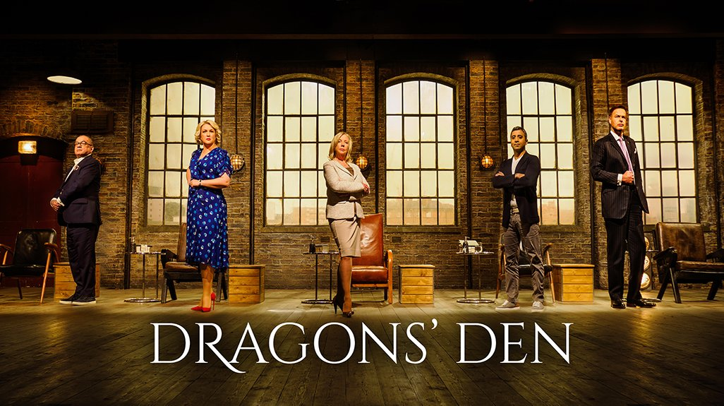 Replying to @bbcpress: 🐉 #DragonsDen opens for business on @BBCOne in 2021: