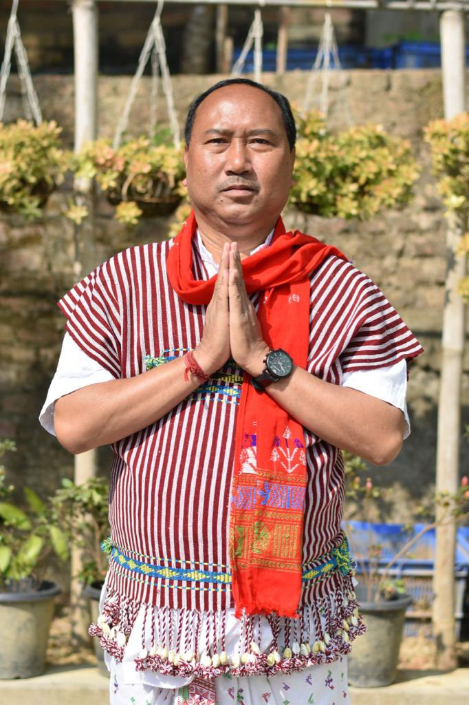 I on behalf of Karbi Anglong especially welcome you all to the 47th Karbi Youth Festival.Let us enjoy the festival together with no hatred in heart, drink responsibly & drive safely and fell the love and togetherness of people coming from different regions.