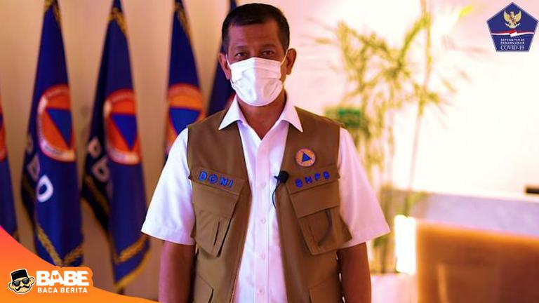 Doni Monardo Targetkan Indonesia Bebas Covid-19 saat HUT RI 17 Agustus #SatuanTugas #DoniMonardo #Wabah