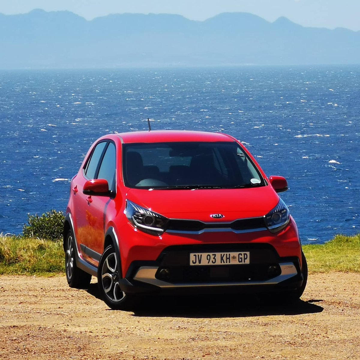 Prices for @KiaSouthAfrica's new Picanto X-Line are in: R237 995 for the manual and R251 995 for the automatic.