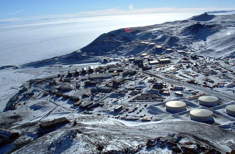 Happy birthday McMurdo Station - 65 years old today! Established #OnThisDay #OTD in 1956 in the lead up to the 1957-58 International Geophysical Year (IGY). Logistics hub for the US Antarctic Program, it's the largest scientific research center in #Antarctica @NSF