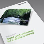 Image for the Tweet beginning: NEWS Fujifilm releases environmental white paper   #LabelNews