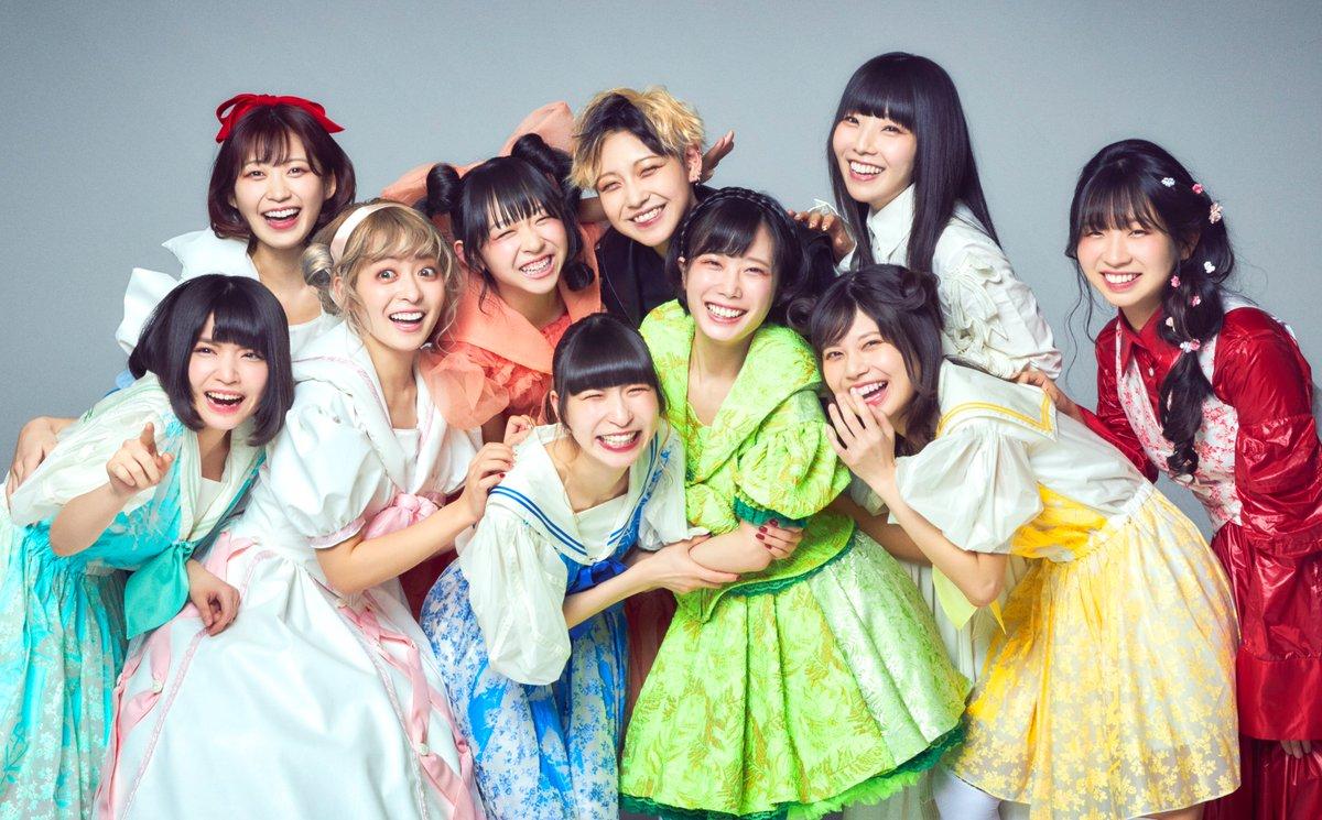 この度でんぱ組.incに「愛川こずえ」「天沢璃人」「小鳩りあ」「空野青空」「高咲陽菜」の5名の新メンバーが加わりました。今後、10名で新体制として活動をしてまいります。これからの活動にもどうぞご期待ください。 dempagumi.tokyo/news/2021/02/1…