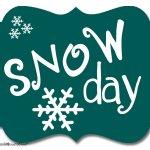 Image for the Tweet beginning: No school today! Enjoy the