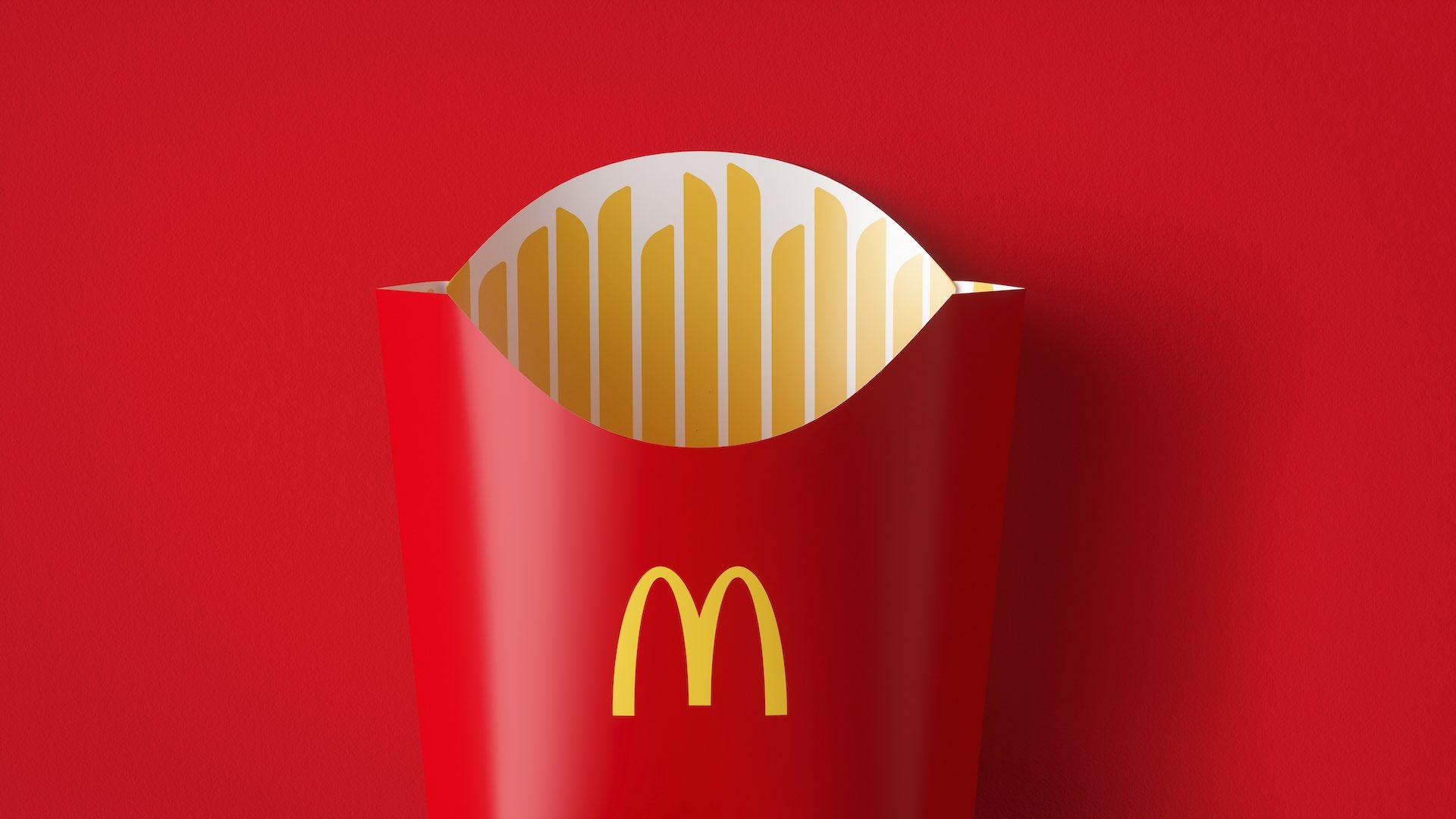 «Макдоналдс» впервые за пять лет сменит дизайн упаковок 3