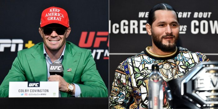 Colby Covington (@ColbyCovMMA) claims Jorge Masvidal (@GamebredFighter) rejected June Ultimate Fighter finale showdown  Covington has claimed Masvidal has rejected multiple fight offers, including a June showdown at The Ultimate Fighter finale. #UFC #MMA https://t.co/6mC4v3u4BD https://t.co/LtlohXazaX