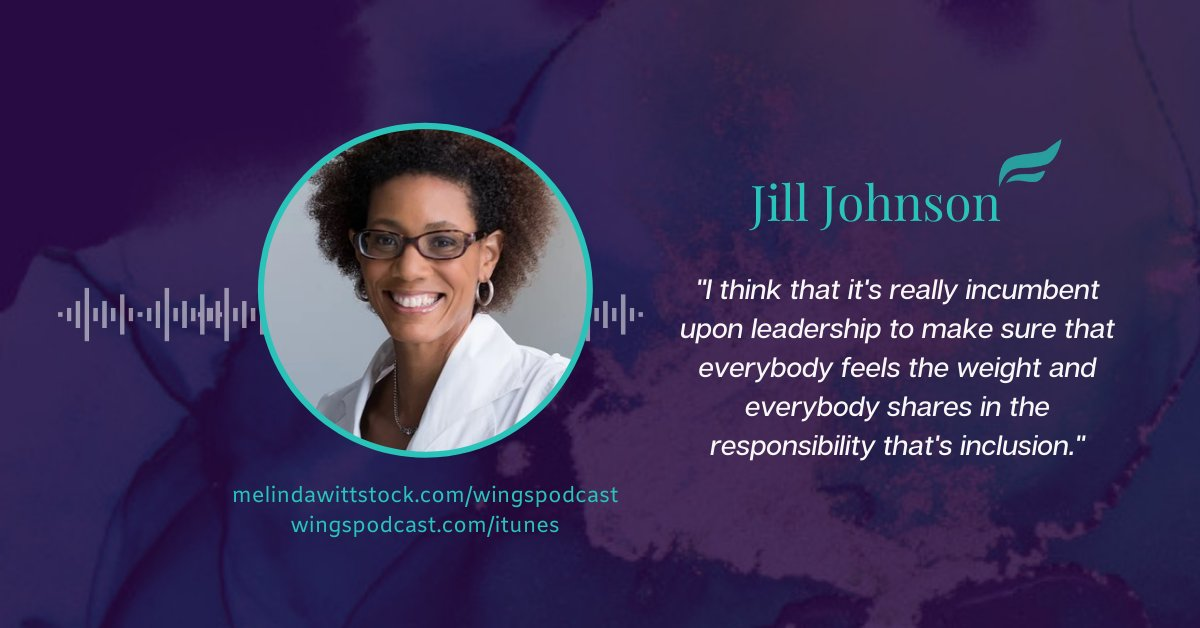 Replying to @MelindaWings: #TuesdayThoughts with @weareifel about sourcing and empowering a diverse team. Listen  #WingsOfInspiredBusiness #GrabYourWings #womenentrepreneurs
