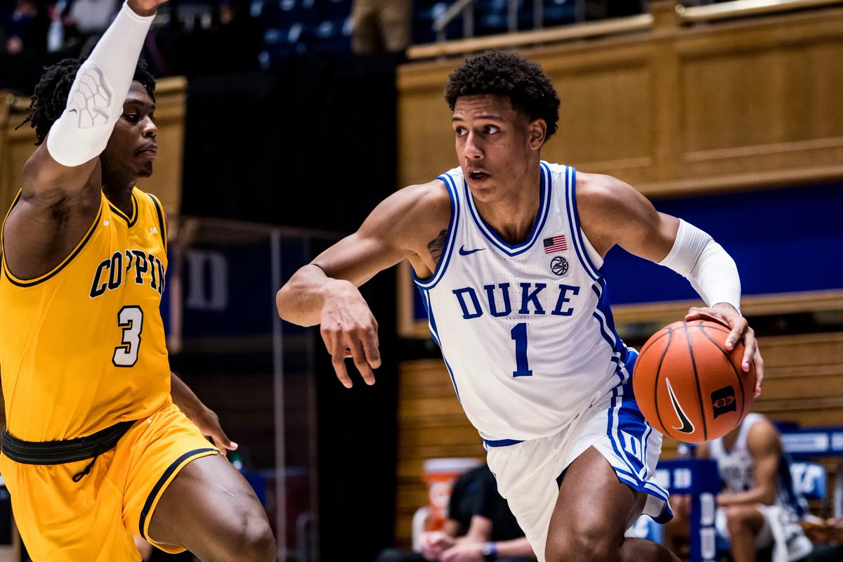 """1) Jalen Johnson, Duke's star freshman, opted out of the rest of the season.Some media say he """"quit"""" on the team. I disagree.But didn't Duke give him a full scholarship to one of the country's top universities?"""