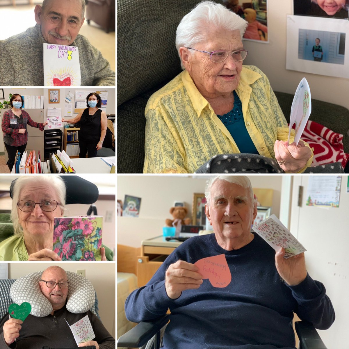 test Twitter Media - #appreciationpost - over the weekend we received more than 1500 #ValentinesDay and #FamilyDay cards for Providence Manor residents and staff! We just wanted to say a massive THANK YOU to the community for thinking of us and #sharingthelove! 🥰🥰🥰 #ygk https://t.co/5x1XOUysNI
